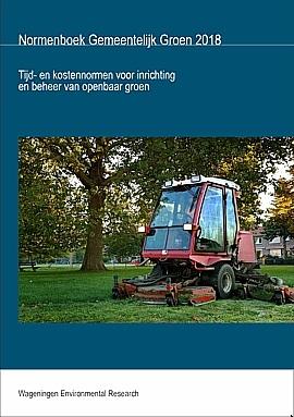 Afbeeldingsresultaat voor normenboek gemeentelijk groen